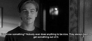 Leonardo Movie Quote Tumblr