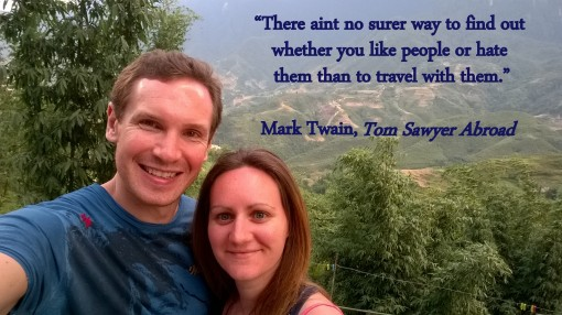 Like People Or Them Mark Twain Travel Quote