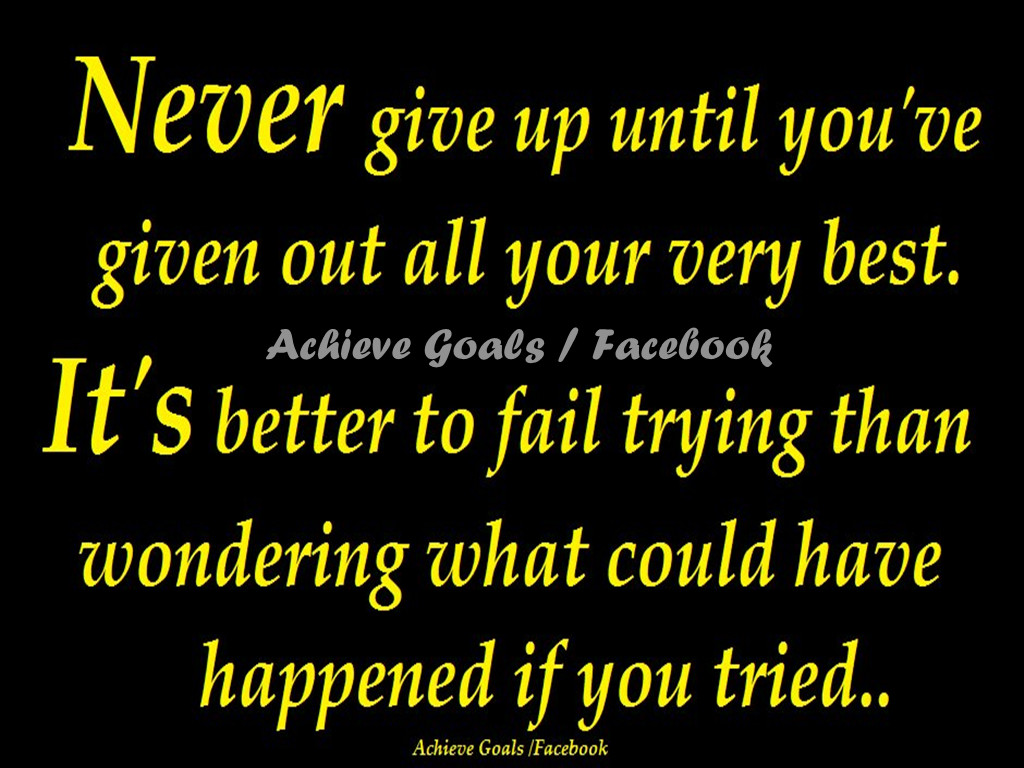 Never Give Up On Life Quotes Quotes About Love Never Give Up Tagalog Love Life The