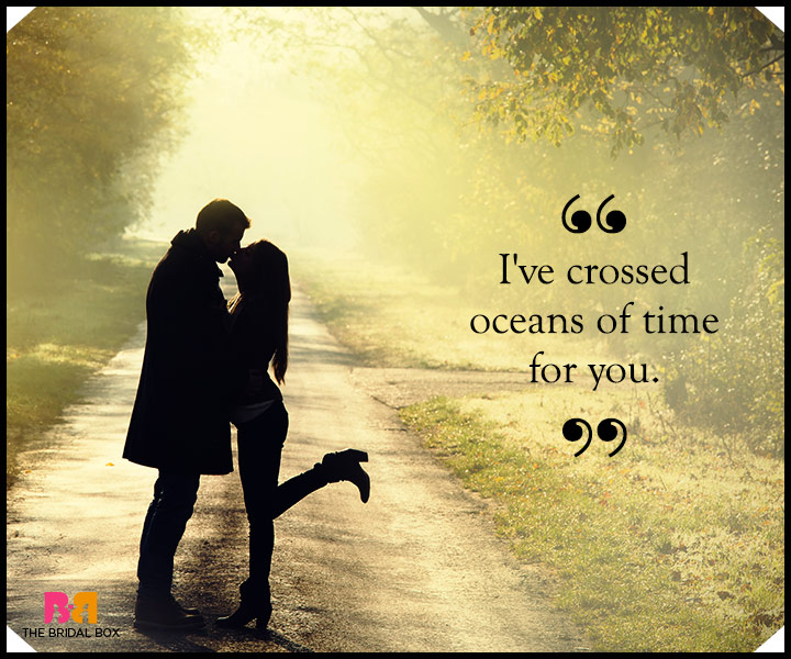 One Liner Love Quotes For Him The Oceans Of Time