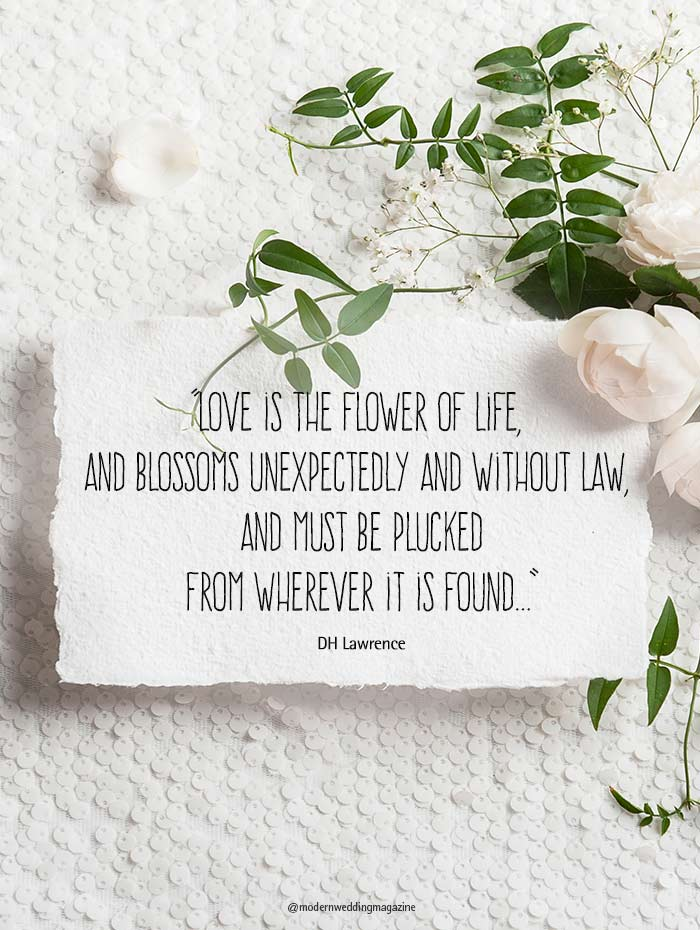 Wedding Day Quotes Best Romantic Wedding Day Quotes That Will Make You Feel The Love