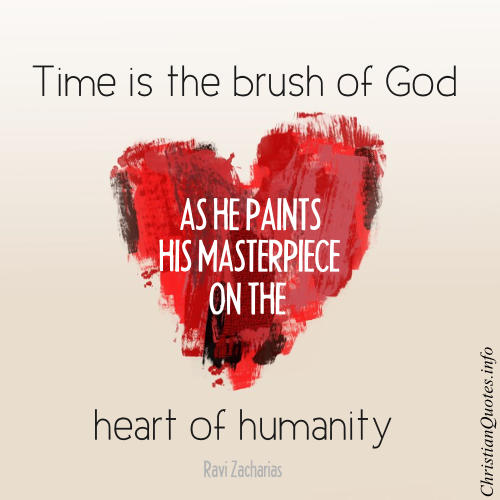 Ravi Zacharias Quote Brush Of