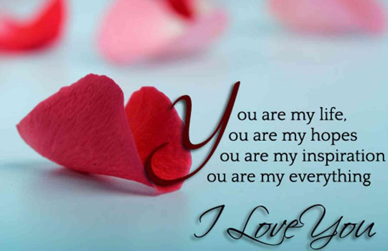 Romantic Happy Valentines Day Love Quotes For Her Him