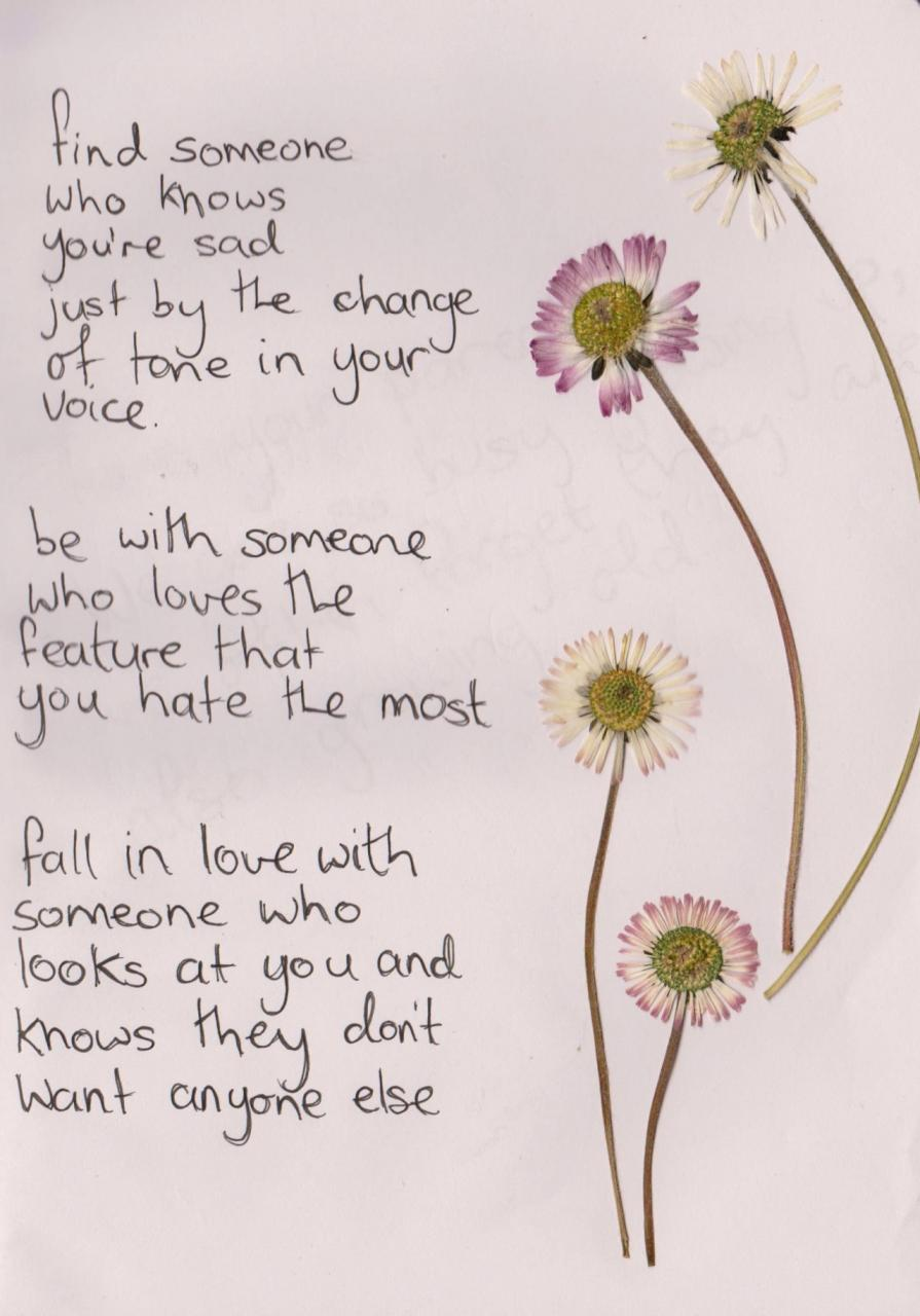 Sad Flower Quotes Tumblr