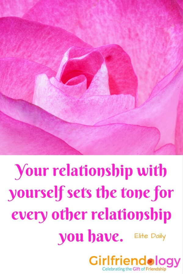 The Relationship With Yourself Best Valentines Day Friendship Quote