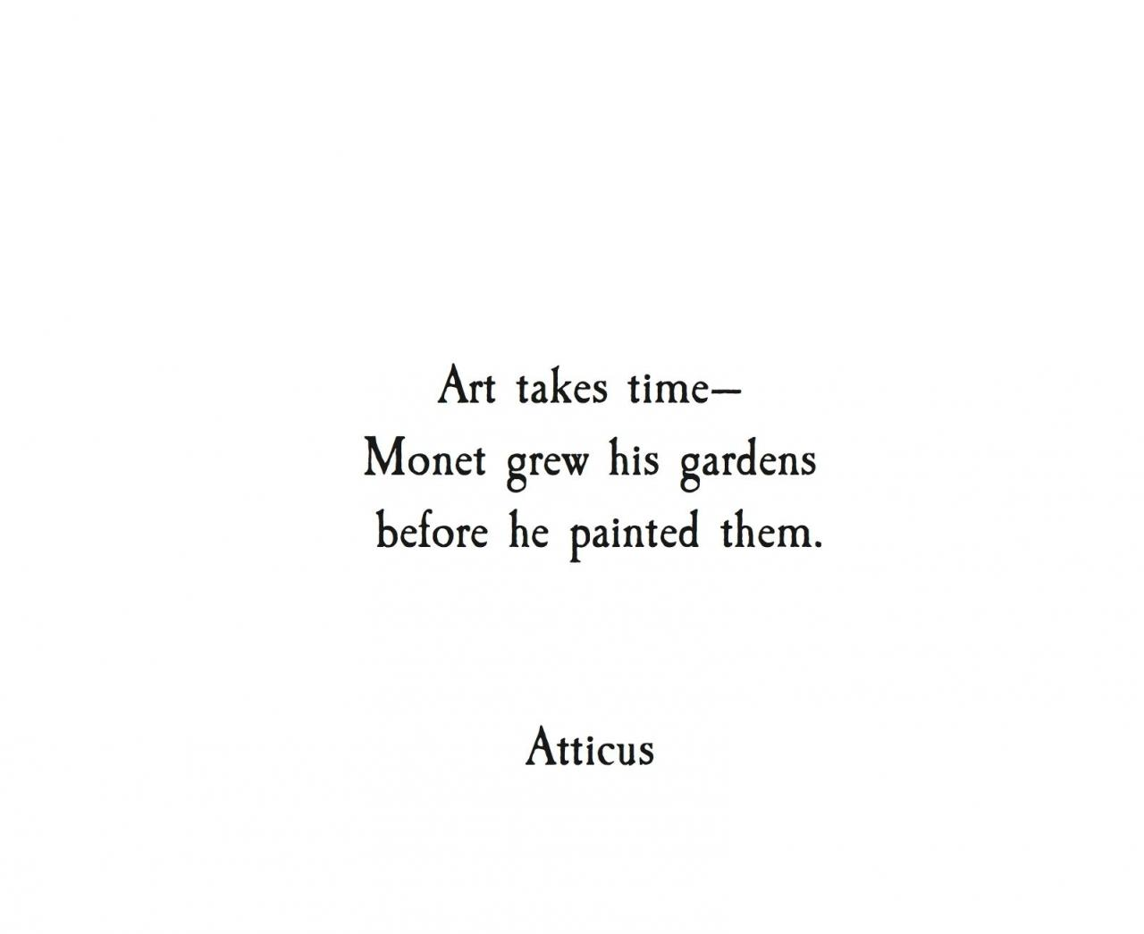 New Words Old Thoughts Atticuspoetry Atticus Poetry Poem Quote