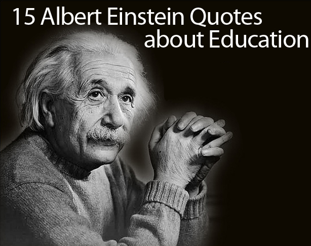 Albert Einstein Quotes On Education  Of His Best Quotes Amplivox Sound Systems Blog