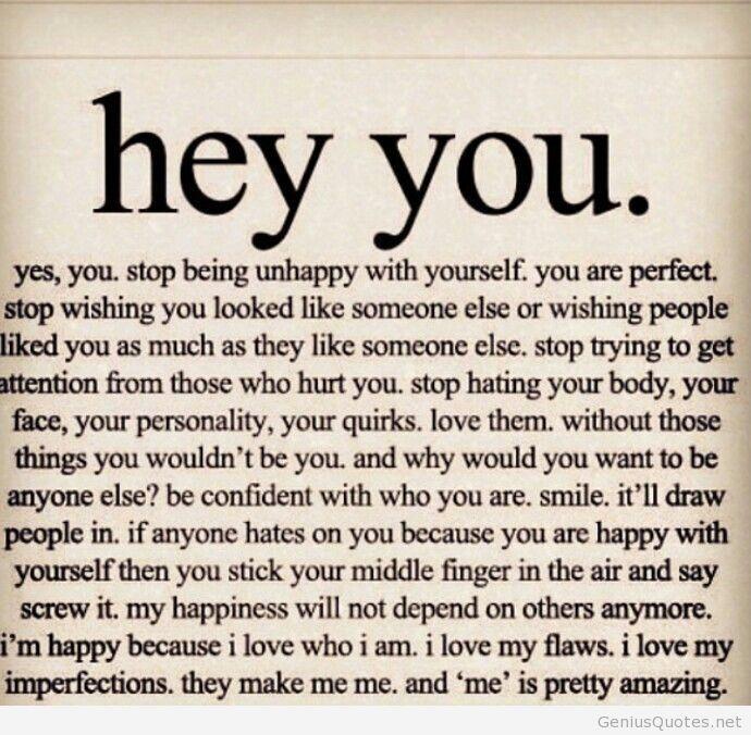 Hey Love Quotes