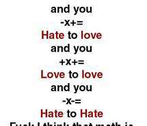 Pin Maths Tumblr On Pinterest Download Love Equation Quote