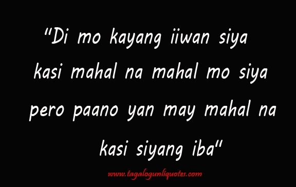 Give Up Quotes Tagalog Quote Addicts  E E A Quotes About Love Never
