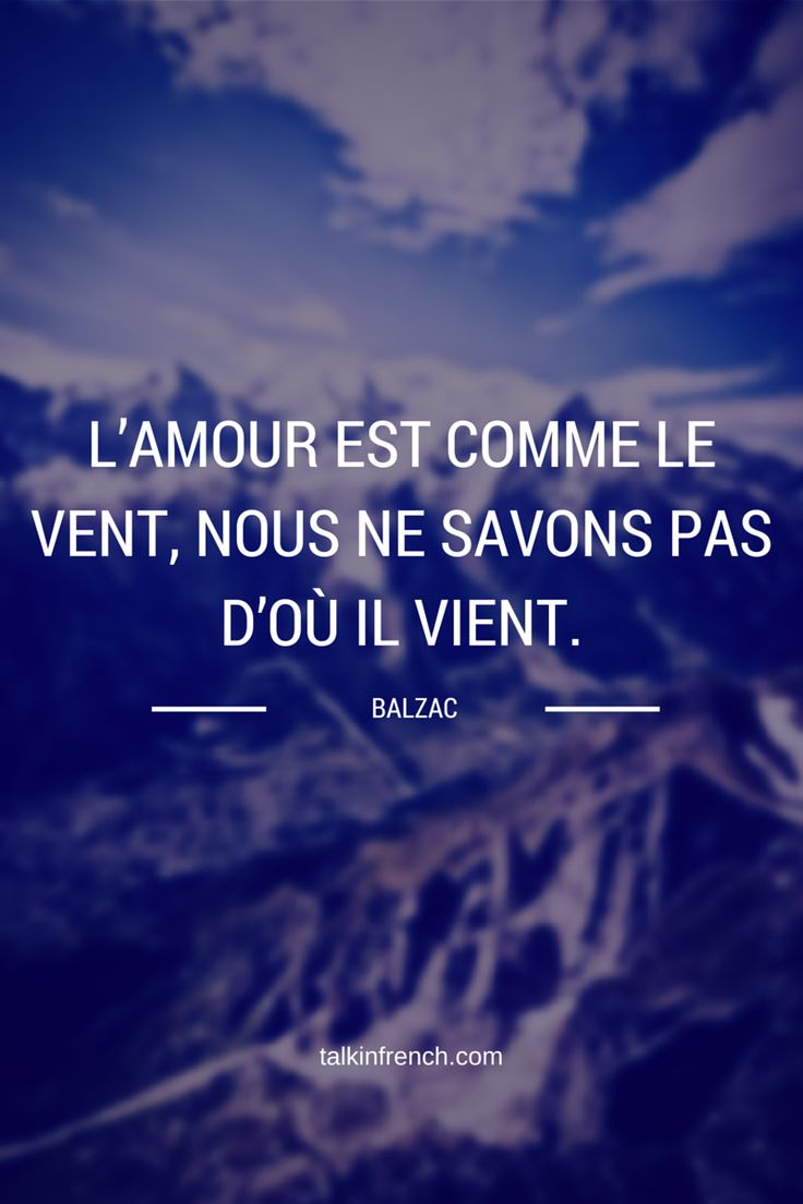 Inspirational Love Quotes Made By French Artists  Useful