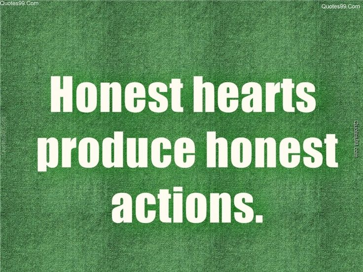 Love This Im Learning To Have An Honest Loving Heart And Not An