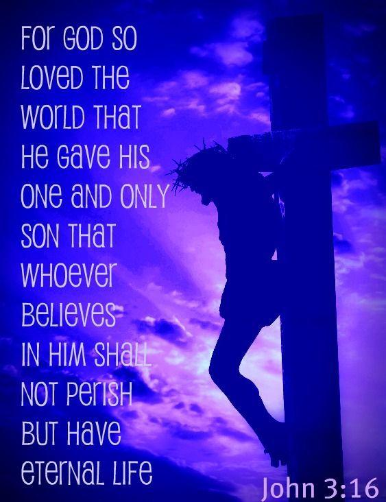 Bible Verses On Love John Loves Us