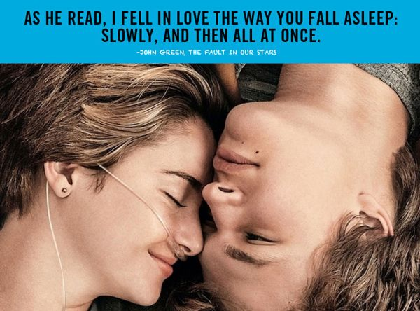Best Love Quotes Of All Time Movie Quotes About Love Marie Claire