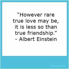 Albert Einstein True Love Quote