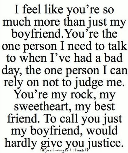 Love Quotes For Boyfriends Quotes And Humor