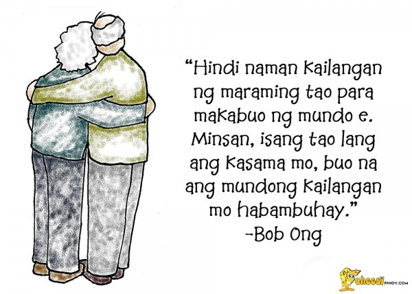 Cheesy Tagalog Love Quotes For Her Desktop P O