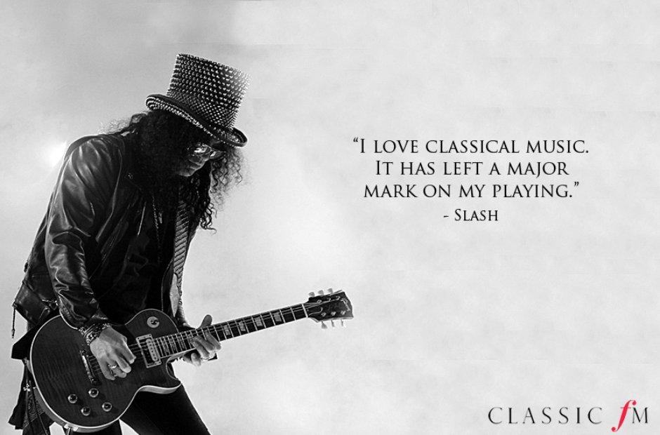 Slash Slash I Love Cl Ical Music
