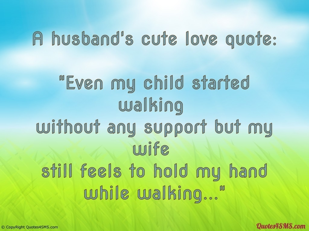 Cute Romantic Quotes For Husband Best Romantic Quotes For Wife Quotesgram