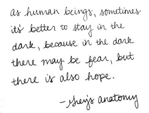 Greys Anatomy Quotes