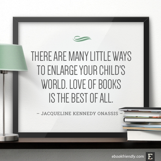 Digital Printings Graphics Love Book Quotes Industrial Handmade Crafts Little Ways Child Enlarge World Framed Pictures