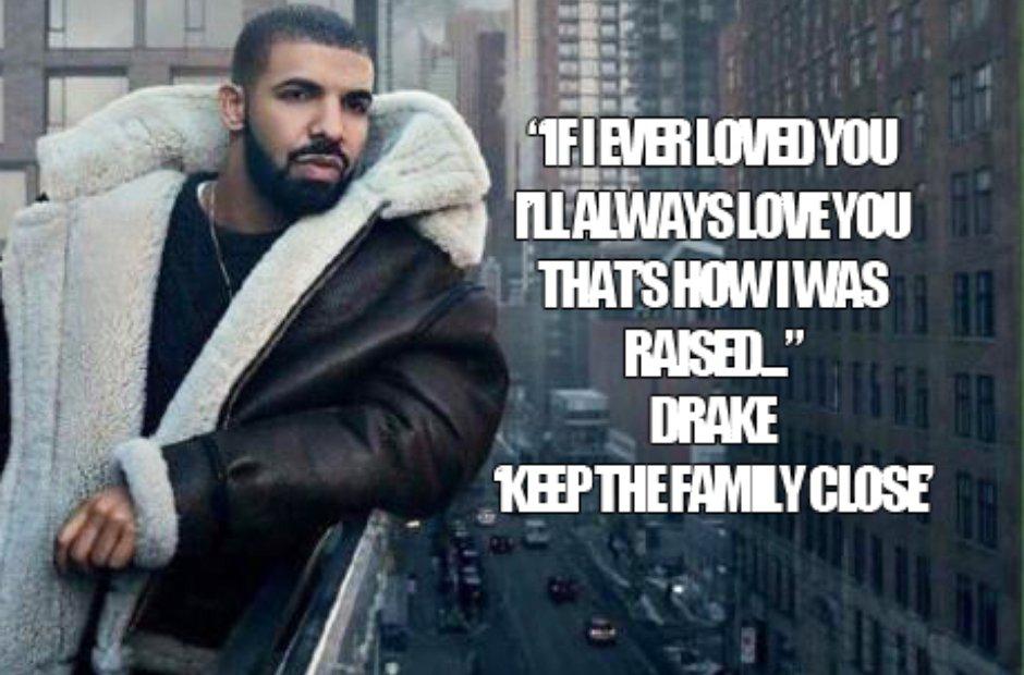 Drake Keep The Family Close Lyric