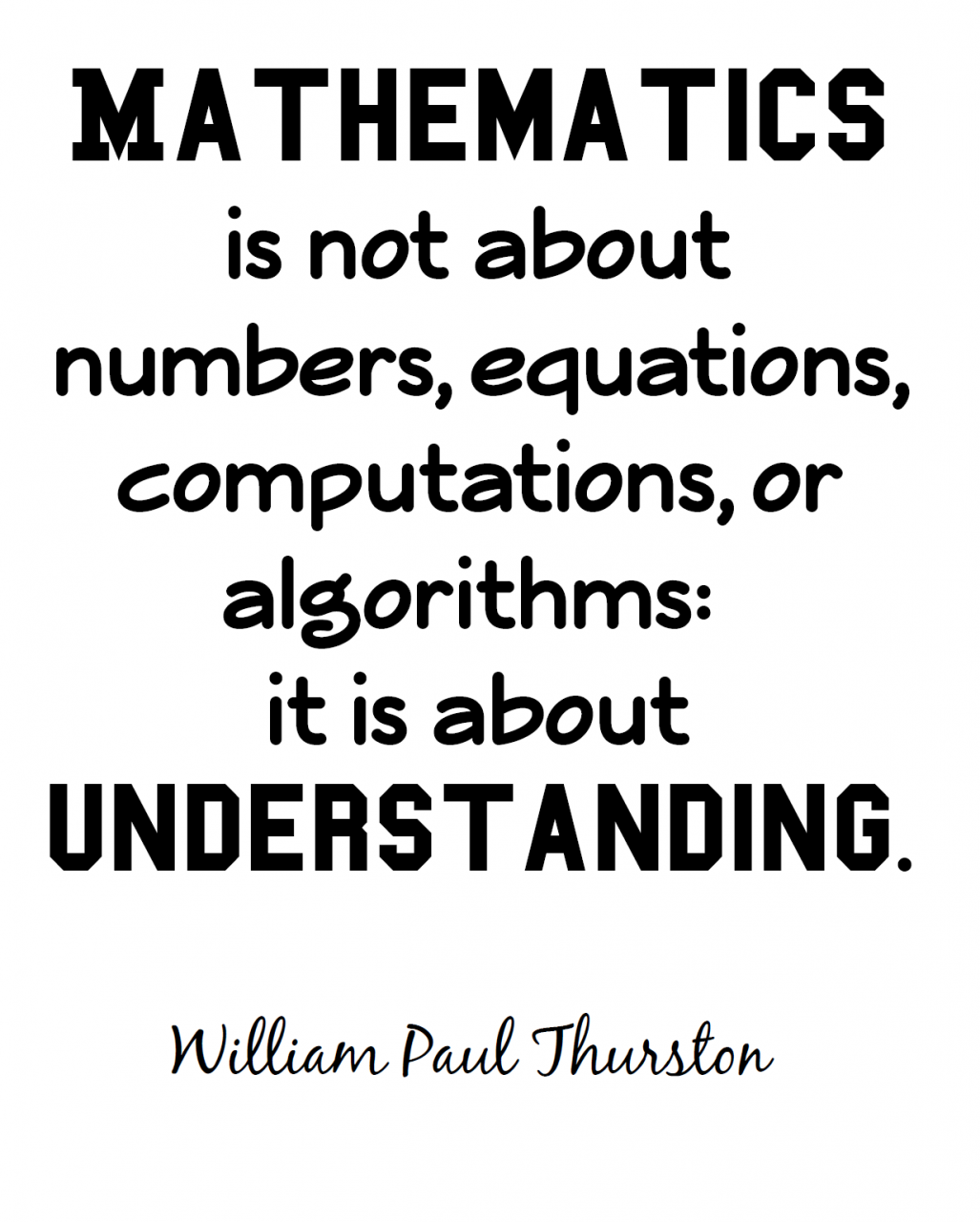 Best Love Quotes Posters Math Love More Free Math And Non Math Quote Posters