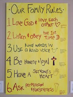Family Rules With Bible Verses Or Cl Room Rules Generate Cl Room Rules From Bible Verses Love That Idea