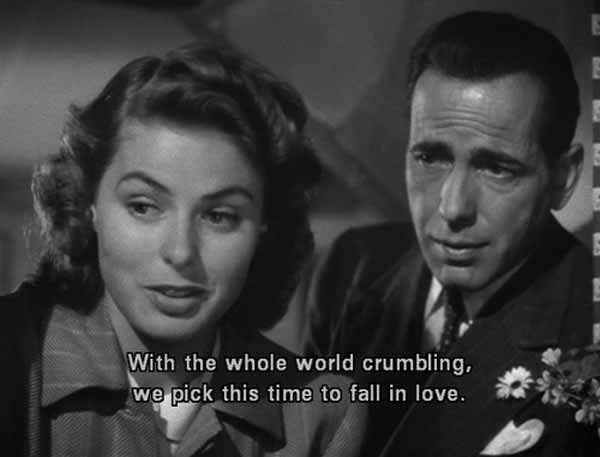 Best Movie Quotes The  Best Casablanca Quotes