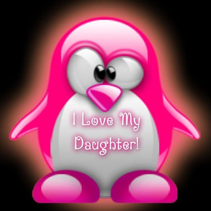 I Luv Penguins So From The Time My First Daughter Was Born I Told Them We Love Penguins It Only Took With My Youngest Also Took Somewhat With My