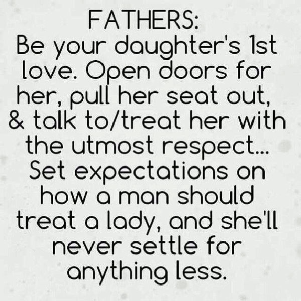Encouraging Father Daughter Quotes