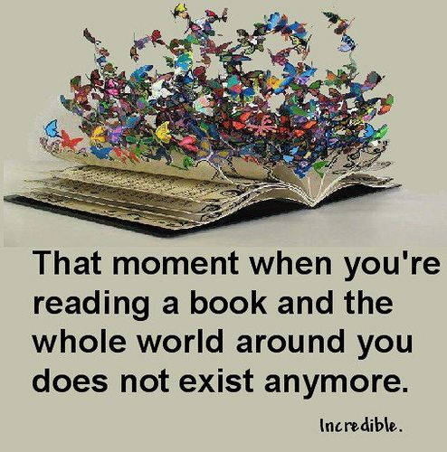 Another Reason Why I Love Reading