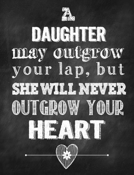 Father Daughter Bonding Sayings