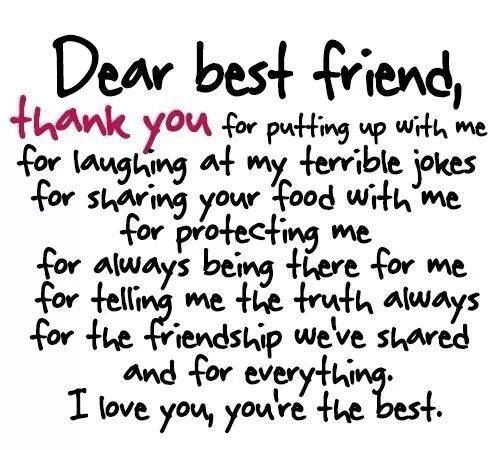 Love U Bestie X Find This Pin And More On Friendship Quotes By Valeriesharp