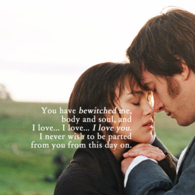 Pride And Pre Ce My Favorite Jane Austen Book And I Loved This Movie