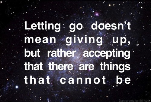 Giving Up Quote Picture Quote