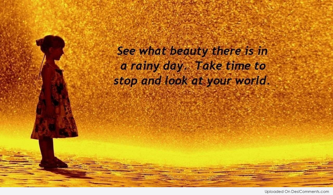 Good Evening With Rain Quotes Android P O