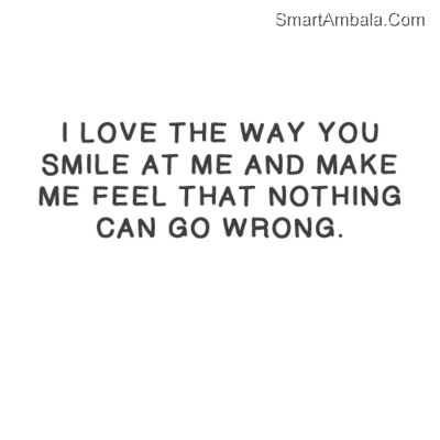 You Make Me Smile Quotes For Boyfriend Labzada Wallpaper