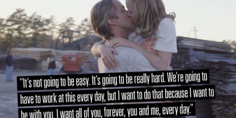 Their Storylines May Be Fictional But These Romantic Words Still Make Us Melt Relive The Movie Lines That Gave You All The Feels