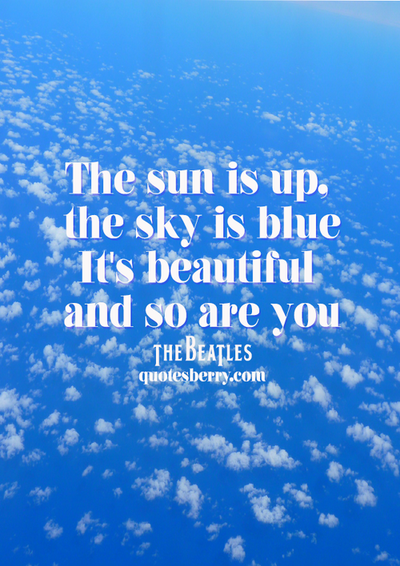 Beatles Love And Sky Image