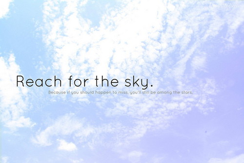 Love Quotes Blue Sky Hover Me