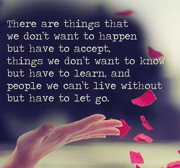 Letting Go Quotes On Love