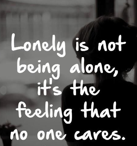 Being Alone Quotes Lonely