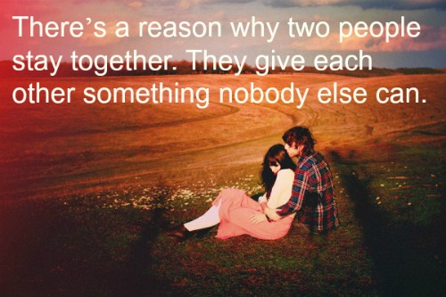 Love Cute Couple Quotes
