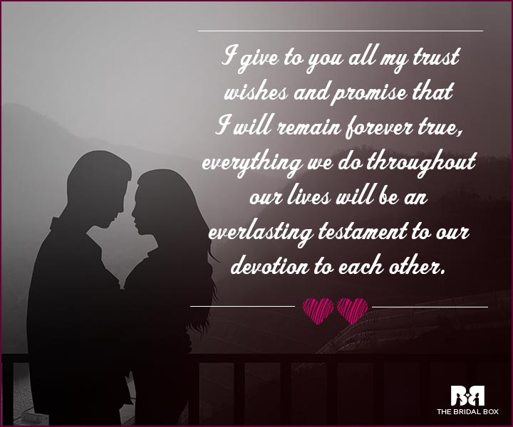 Love Proposal Quotes An Everlasting Testament