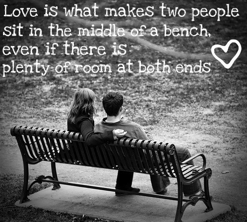 Love Quotes It Is Said That The Best And Most Beautiful Things In This World Cannot Be Seen Or Even Heard But Must Be Felt With The Heart Love Is One