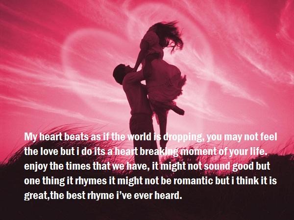 Romantic Quotes For Boyfriend In Hindi P O