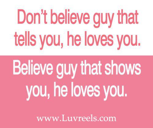 Love Quotes Boy