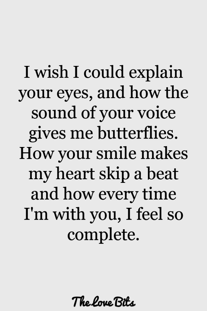 Love Quotes For Him I Wish I Could Explain Your Eyes