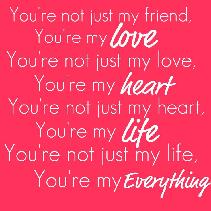 Love Quotes For My Husband Image